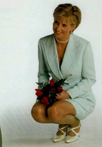 27.05.1997; Princess Diana visited Leicester University to formally open the Attenborough Centre