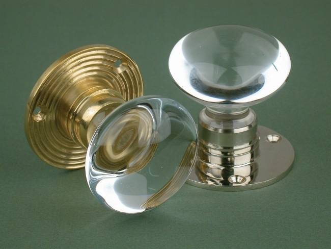 how to clean brass door knobs naturally