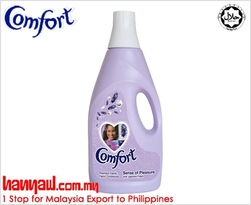 Visit- http://www.hanyaw.com.my/Products/Comfort_Fabric_Softener_Purple.html