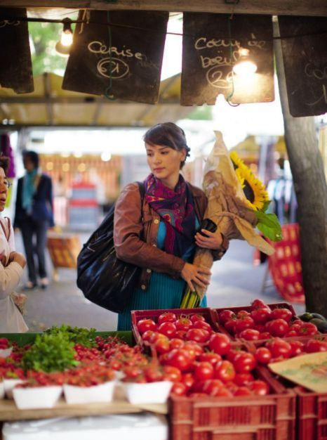 Rachel Khoo in her adopted hometown of Paris