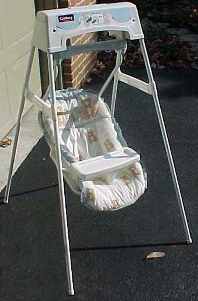 1000 Images About Old School Baby Swings On Pinterest