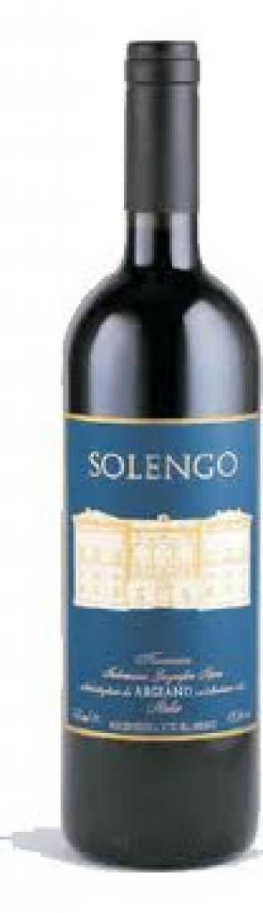 1999  Argiano Solengo $112,85 Incl. Tax
