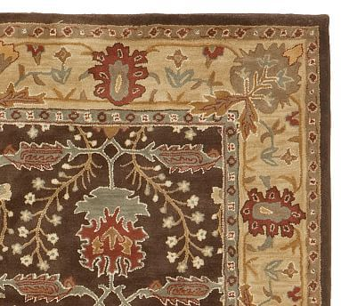 Brandon Persian-Style Rug Swatch