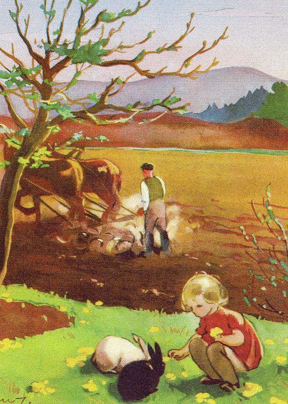 Martta Wendelin ( 1893-1986 ) | par caijsa's postcards
