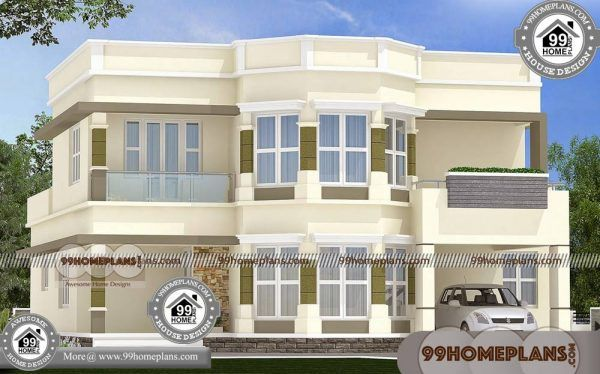 Floor Plan Of 2 Storey House 50 Indian Best Home Design Collections Cool House Designs Modern Bungalow House Plans Kerala House Design