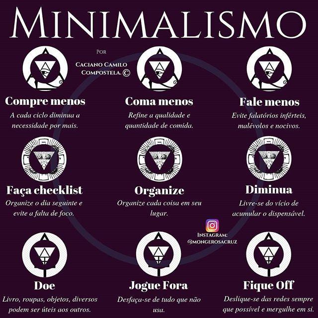 Caciano Camilo Compostela Minimalismo Mais E Menos Organizacao