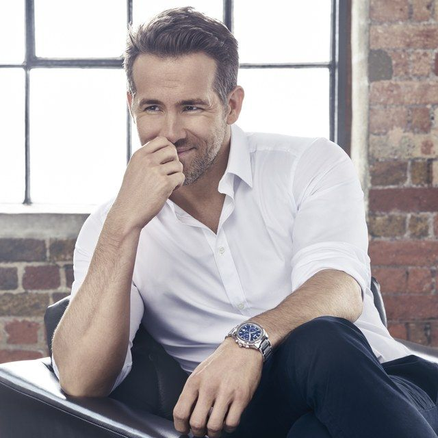 The Ryan Reynolds Guide to Picking a Stylish Watch   GQ