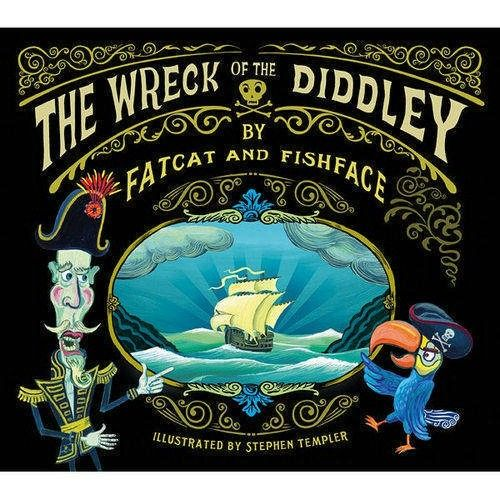 The Wreck of the Diddley by Fatcat & Fishface inc DVD