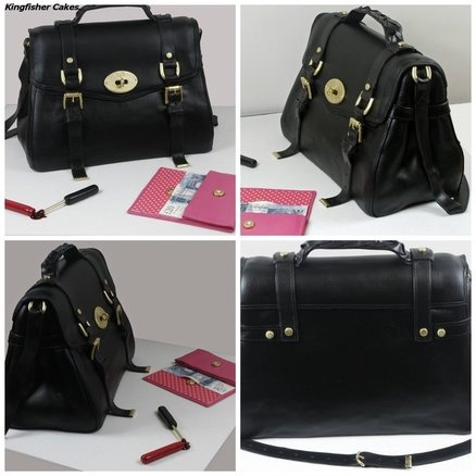 Mulberry Alexa Cake Bag  Cake by kingfisher