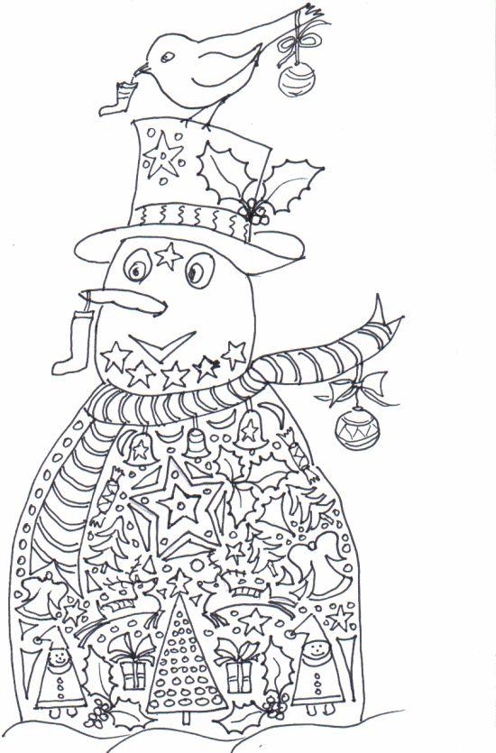 1396 best Színezők- felaladatlapok Tél,Mikulás,Karácsony images on - new snow coloring pages preschool