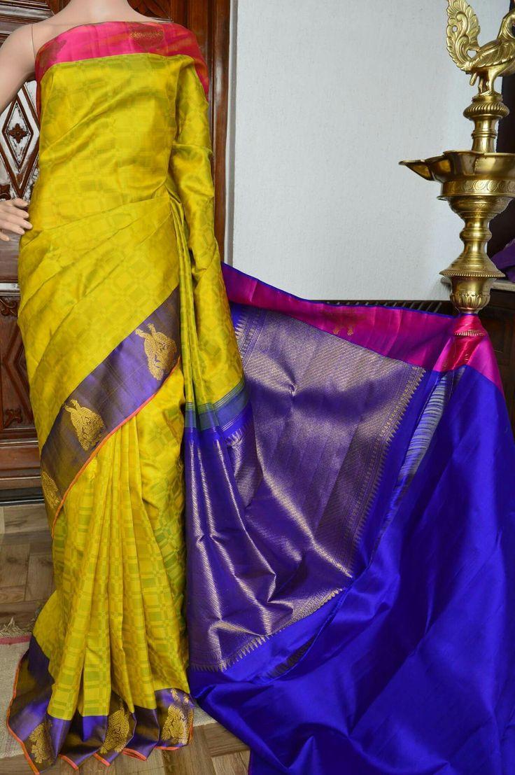 Silk saree below 2000  best saree images on pinterest  banaras sarees braids and