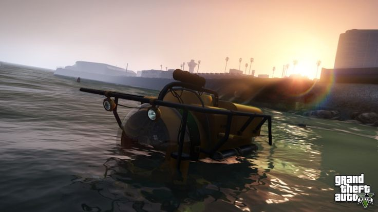 Boats – Submersible