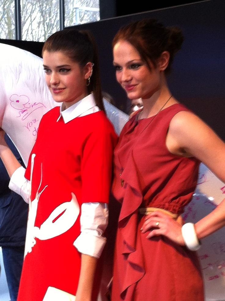 Marie Nasemann @ Fashion Week Berlin