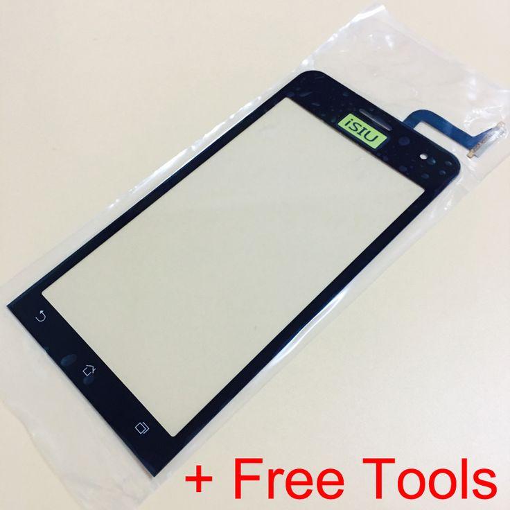 Top kualitas layar sentuh untuk asus zenfone5 ponsel touchscreen dengan digitizer zenfone 5 tidak ada layar lcd perbaikan bagian + alat