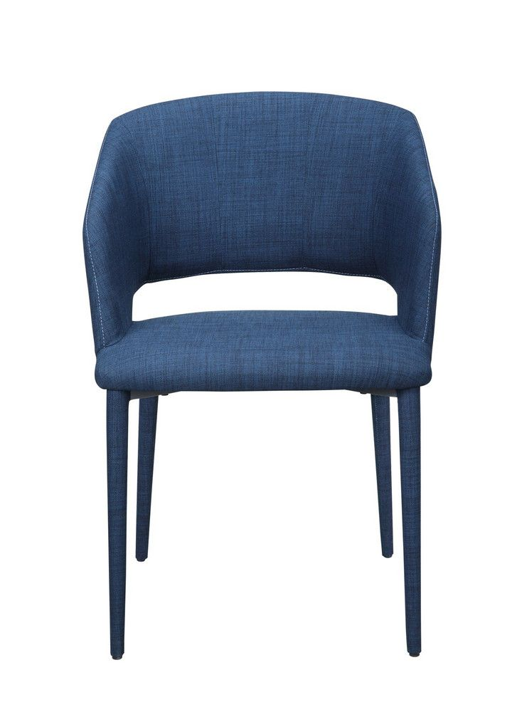 William Dining Chair Navy Blue Part 95