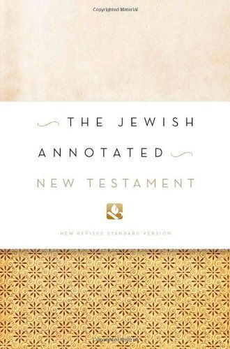 The Jewish Annotated New Testament by Amy-Jill Levine. Although major New Testament figures--Jesus and Paul, Peter and James, Jesus' mother Mary and Mary Magdalene--were Jews, living in a culture steeped in Jewish history, beliefs, and practices, there has never been an edition of the New Testament that addresses its Jewish background and the culture from which it grew--until now.Worth Reading, Testament Figures Jesus, Mothers Mary, Book Worth, Christian Book, Amy'S Jil Levine, Jewish History, Amyjil Levine, Jewish Annotating
