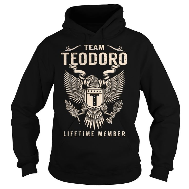 (Tshirt Cool Deals) Team TEODORO Lifetime Member Last Name Surname T-Shirt…