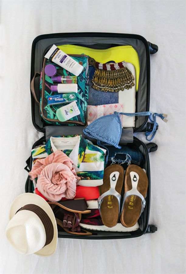 how to be a better packer.