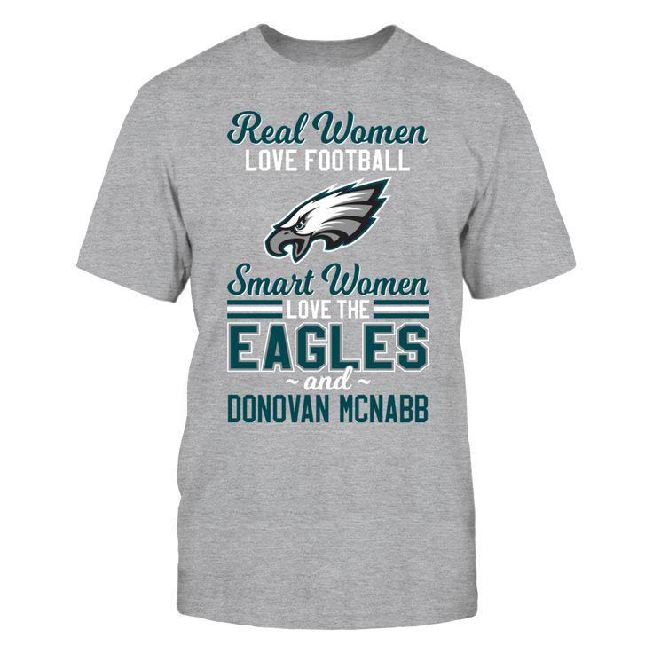 Philadelphia Eagles - McNabb - Real Women Smart Women