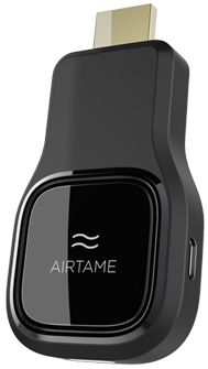 Wireless streaming made easy. AIRTAME is a wireless HDMI system that lets you stream your desktop or mobile content to a TV/projector/monitor with 1 click.