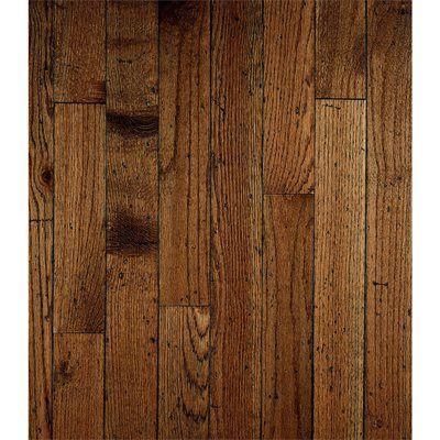 Bruce Ellington Plank 3.25-In-in W Prefinished Antique Oak Hardwood Flooring
