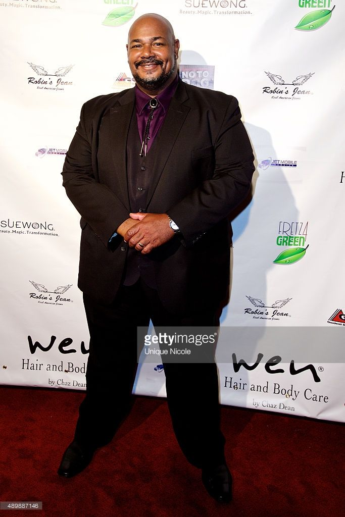 Kevin Michael Richardson attends 'Putting For Pups' golf tournament and gala at Brookside Golf Club on September 13, 2015 in Pasadena, California. at Brookside Golf Club on September 13, 2015 in Pasadena, California.