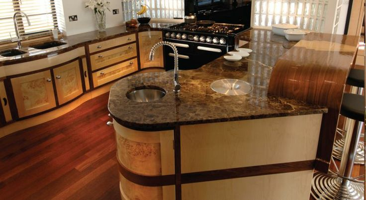 Kitchen Art Deco Kitchen Bathrooms Pinterest Art