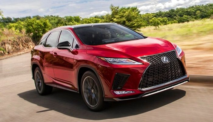 2020 Lexus Rx 350 F Sport Price It S No Coincidence That The Rx 350 Is One Of The Best Selling Luxury Suvs In America It Is A Benchmark For Quality