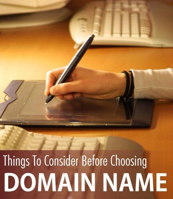 Things To Consider Before Choosing Right Domain Name | Blogging Tips - Your Domain name is your online identity and representation of you & your brand. Learn how to choose domain name wisely by going through 3 quick tips for choosing the perfect domain name for your blog.