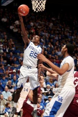Love Kentucky basketball.