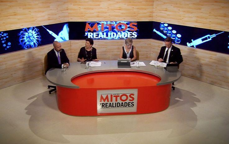 Canal Once presentó su nueva producción original.. #EntreMitosyRealidades #CanalOnce #TV