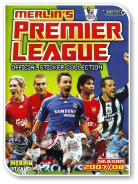 Merlin's Premier League 2007-2008