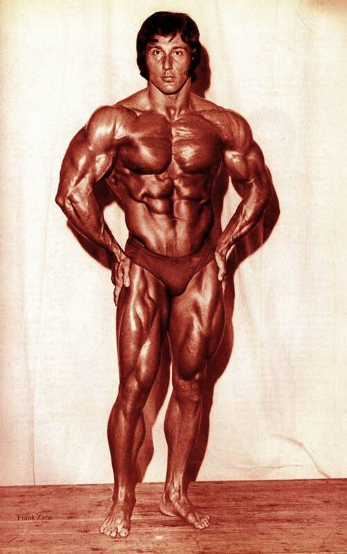 96 best images about Frank Zane - Bodybuilder on Pinterest