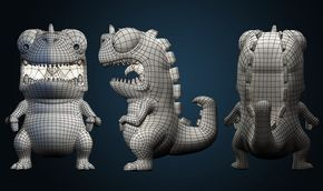 Top 10 3D Art by SEBASTIAN TORRES – zbrushtuts