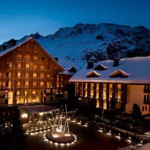 The Chedi Andermatt, Switzerland - Mountain, Ski, Switzerland