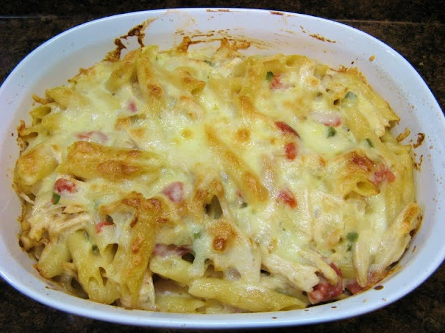 Queso Chicken Pasta: Dinner, Chicken Pasta It Ll, Pasta Recipes, Queso Chicken, Chicken Pasta Itll, Food, Well Fed Newlyweds, Chicken Pasta It S
