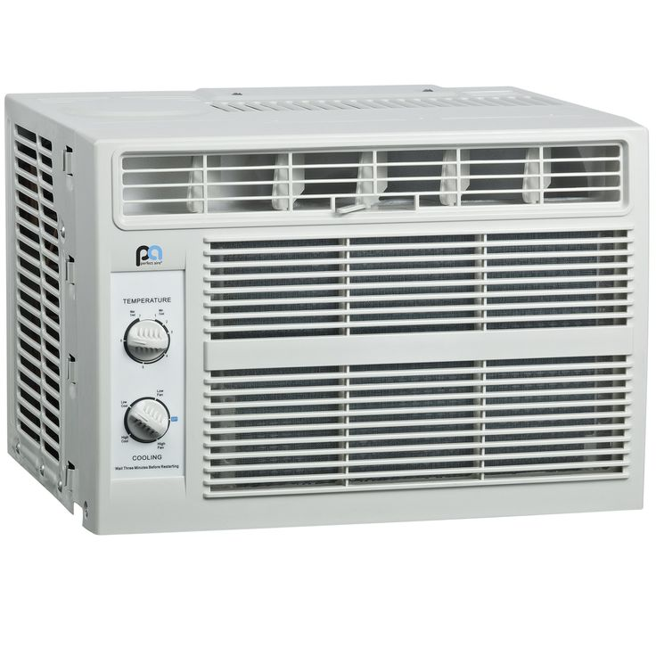 Mech 5,000 BTU Energy Star Window Air Conditioner