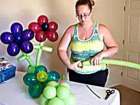 ▶ Free-standing Flower Centerpieces - YouTube