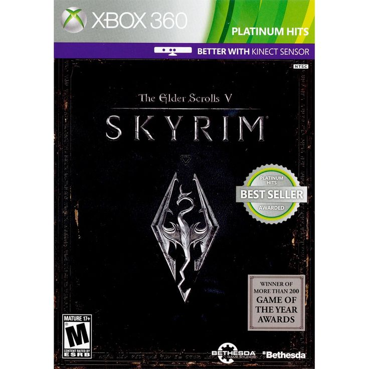 The Elder Scrolls V: Skyrim PRE-Owned (Xbox 360)