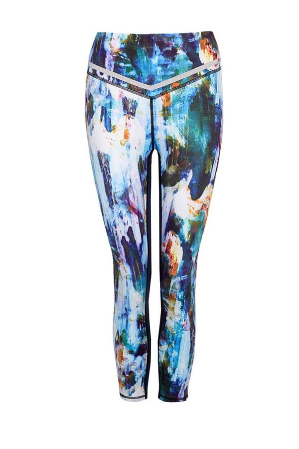 L'URV - Aquarius Dream 3/4 Legging