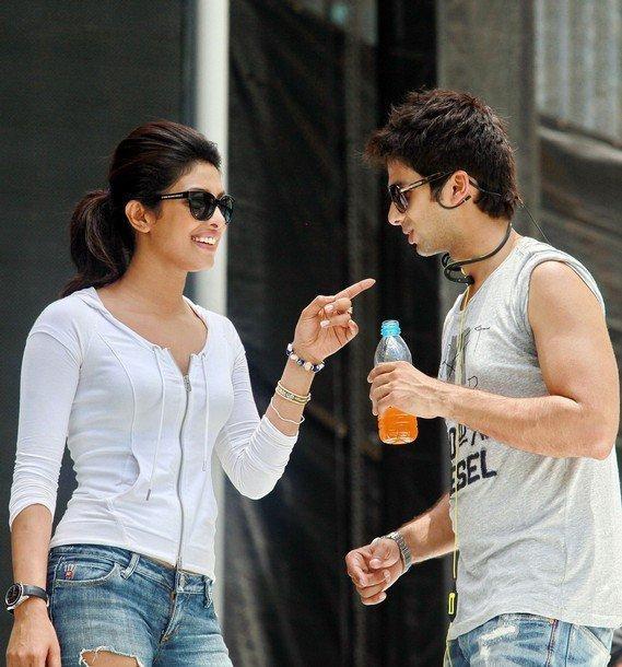❤Shahid Kapoor & Priyanka Chopra❤