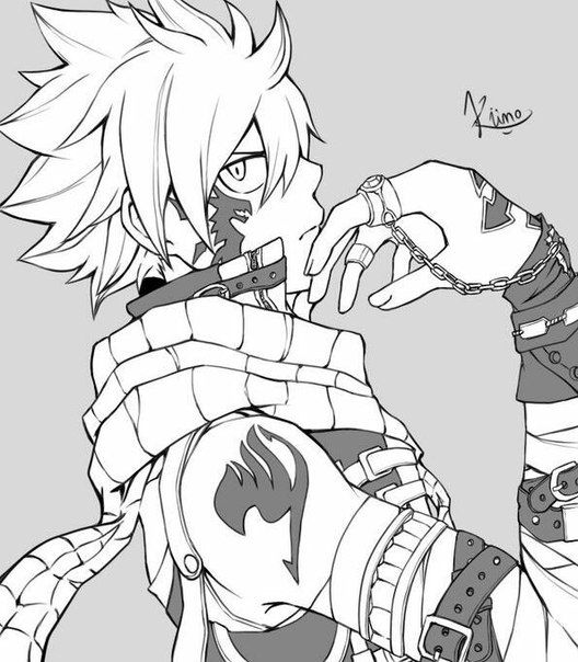 Natsu Dragneel- Fairy tail