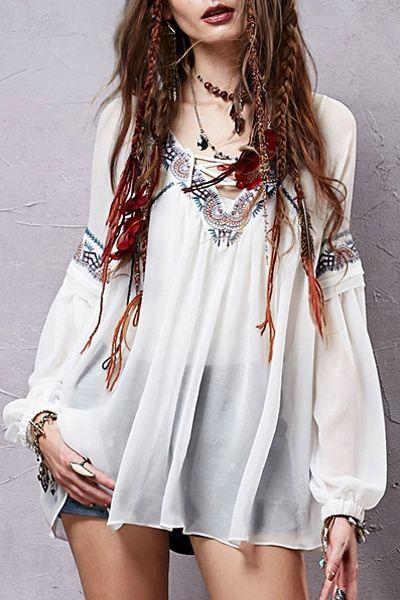 hippie boho bohemian boho style hippy hippie chic bohème vibe gypsy fashion indie folk look outfit