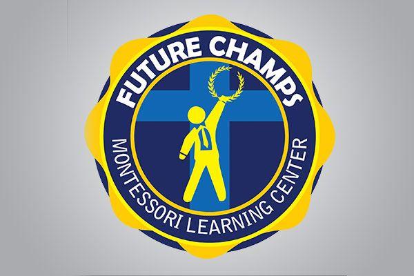 School logo for Future Champs Montessori - Freelance Web Designer Philippines
