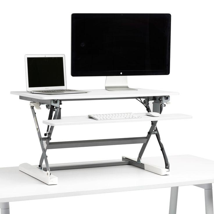 Adjustable Standing Desk Riser