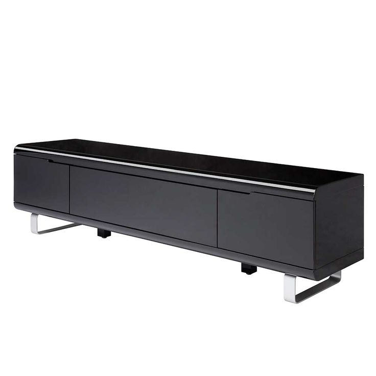 lowboard nussbaum roller. Black Bedroom Furniture Sets. Home Design Ideas
