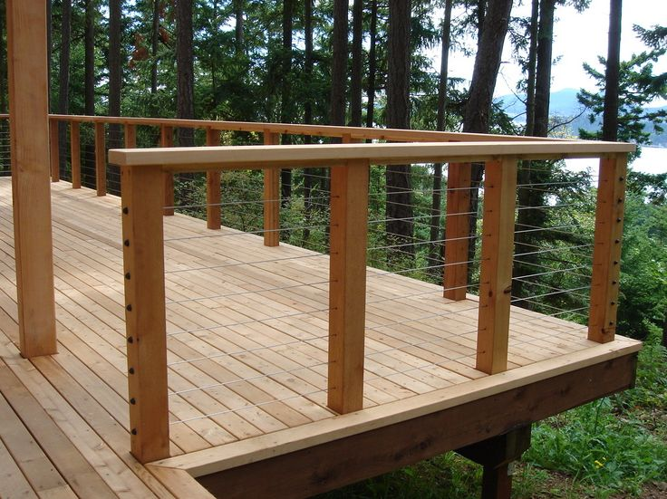 92 best images about western red cedar decks on pinterest. Black Bedroom Furniture Sets. Home Design Ideas
