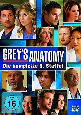 Grey's Anatomy [Staffel 8] <3