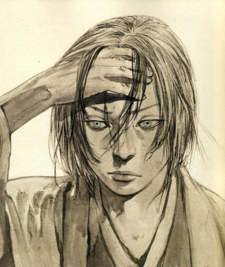 195 Best Images About Takehiko Inoue On Pinterest
