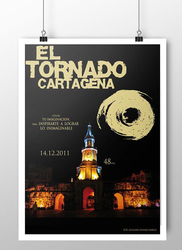 concurso tornado Cartagena 2011 on Behance #utadeo_caribe